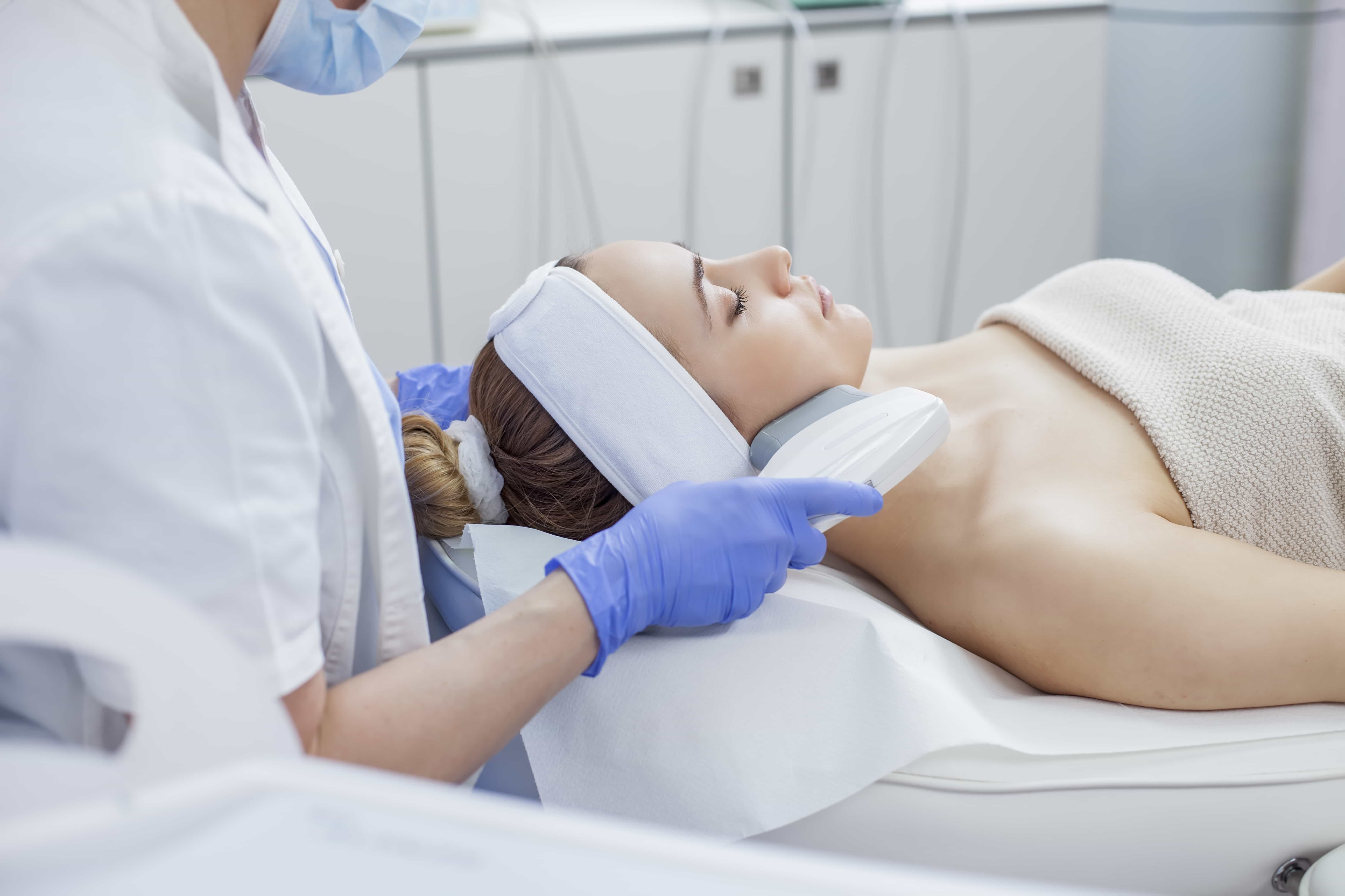 Laser Treatment for Skin